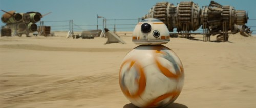 Ball Droid Star Wars The Force Awakens