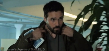 Brett Dalton Agents of S.H.I.E.L.D. The Writing on the Wall