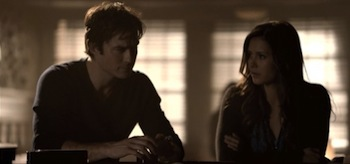 Ian Somerhalder Nina Dobrev The Vampire Diaries