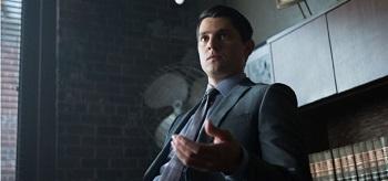Nicholas Da'Agosto Gotham Harvey Dent