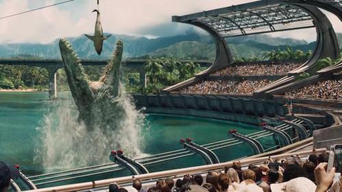 Shark Bait Jurassic Park