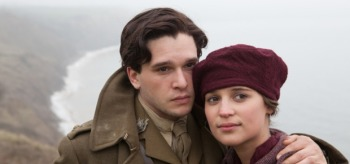 Kit Harington Alicia Vikander Testament of Youth