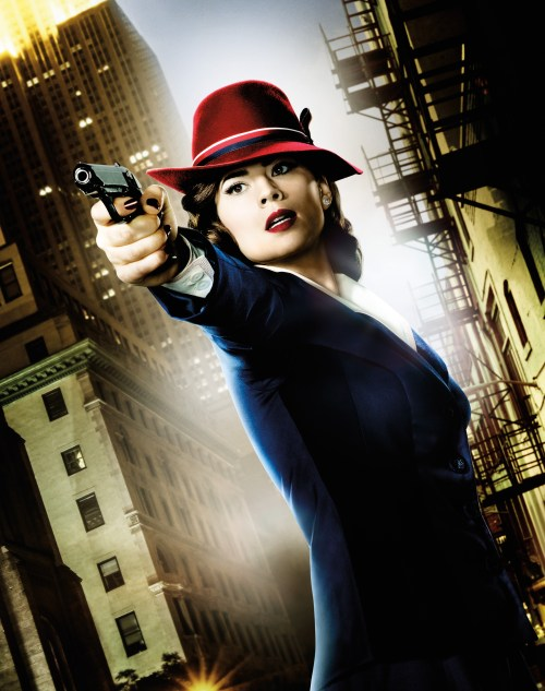 Agent Carter TV Show Poster