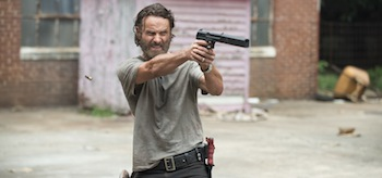 Andrew Lincoln The Walking Dead Crossed