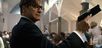 Colin Firth Kingsman The Secret Service