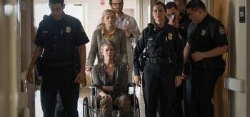 Emily Kinney Melissa McBride Christine Woods The Walking Dead Coda