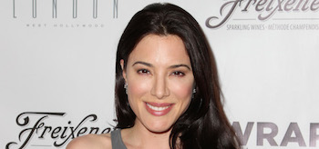 Jaime Murray Smiling