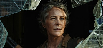 Melissa McBride The Walking Dead Consumed