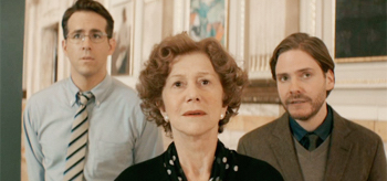 Ryan Reynolds Helen Mirren Daniel Brühl Woman in Gold