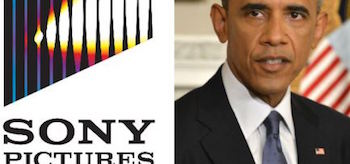 Sony Pictures Logo President Obama