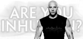 Vin Diesel The Inhumans