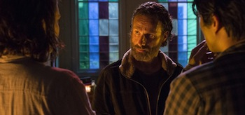The Walking Dead Four Walls And A Roof Andrew Lincoln