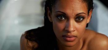 Cynthia Addai-Robinson Bathtub