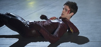 Grant Gustin The Flash The Man In The Yellow Suit