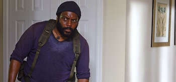 Chad L. Coleman The Walking Dead What Happened And What's Going On