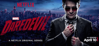 Daredevil Motion Poster
