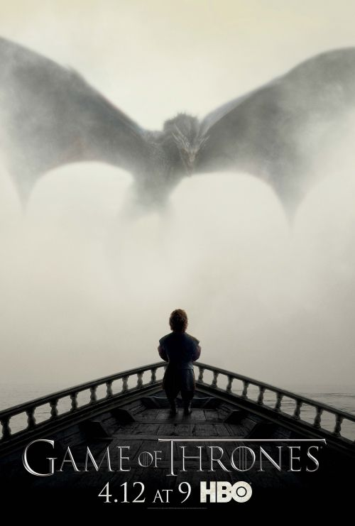 Game of Thrones Season 5 TV Show Poster