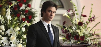 Ian Somerhalder The Vampire Diaries