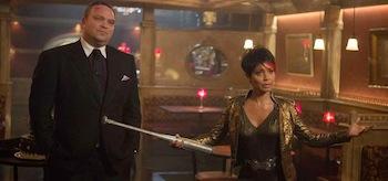 Jada Pinkett Smith Gotham Welcome Back Jim Gordon