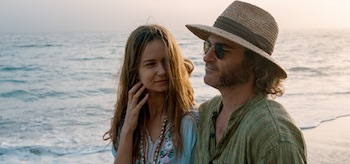 Katherine Waterston Joaquin Phoenix Inherent Vice