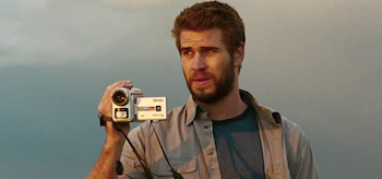 Liam Hemsworth Cut Bank