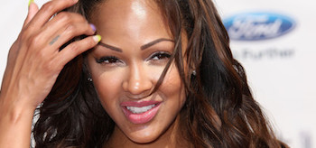 Meagan Good BET Awards Arrivals