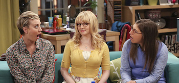 Melissa Rauch Amy Mayim Bialik Kaley Cuoco The Big Bang Theory The Troll Manifestation