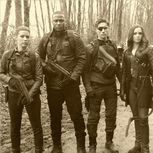 Suicide Squad Arrow