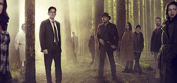 Wayward Pines TV Show Poster