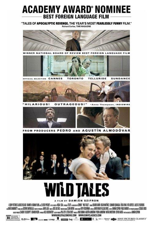 Wild Tales movie poster