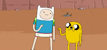 Adventure Time Finn Jake