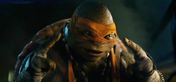 Teenage Mutant Ninja Turtles Michelangel
