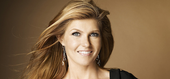 Connie Britton Smiling