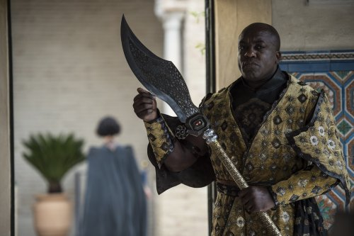 DeObia Oparei Game of Thrones Season 5