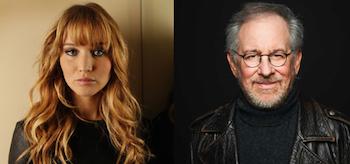Jennifer Lawrence Steven Spielberg