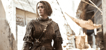 Maisie Williams Game of Thrones: Season 5