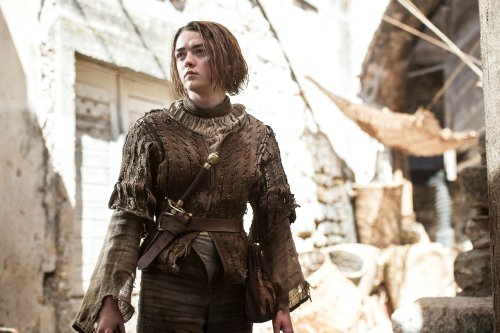 Maisie Williams Game of Thrones Season 5