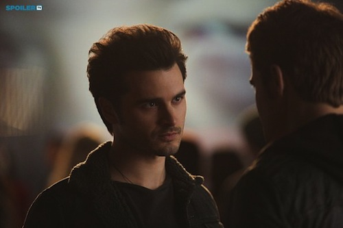Michael Malarkey The Vampire Diaries