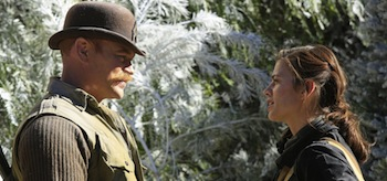Neal McDonough Hayley Atwell Agent Carter The Iron Ceiling