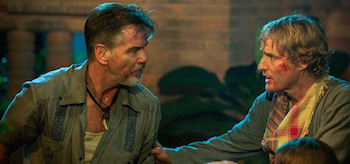 Owen Wilson Pierce Brosnan No Escape