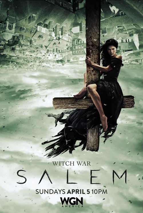 Salem Season 2 TV show poster