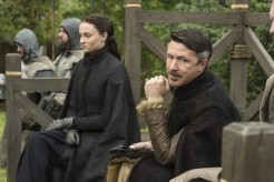 Sophie Turner Aidan Gillen Game of Thrones Season 5