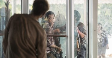 Tyler James Williams Steven Yeun The Walking Dead Spend
