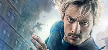 Aaron Taylor-Johnson Quicksilver Avengers Age of Ultron