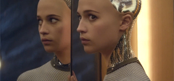 Alicia Vikander Ex Machina