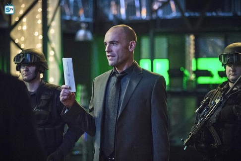 Paul Blackthorne Arrow Broken Arrow