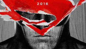 Ben Affleck Batman v Superman Dawn of Justice Poster