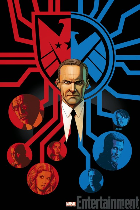 Dave Johnson Agents of S.H.I.E.L.D. Afterlife
