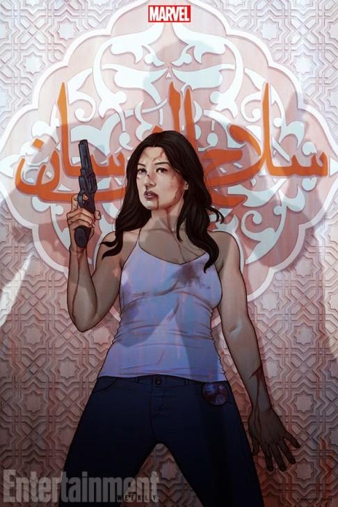 Jenny Frison Agents of S.H.I.E.L.D. Melinda