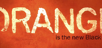 Orange is the New Black Season 3 Logo